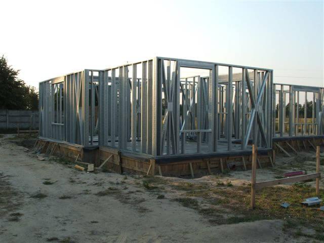 budowa 121 - Montaż konstrukcji budowa-121