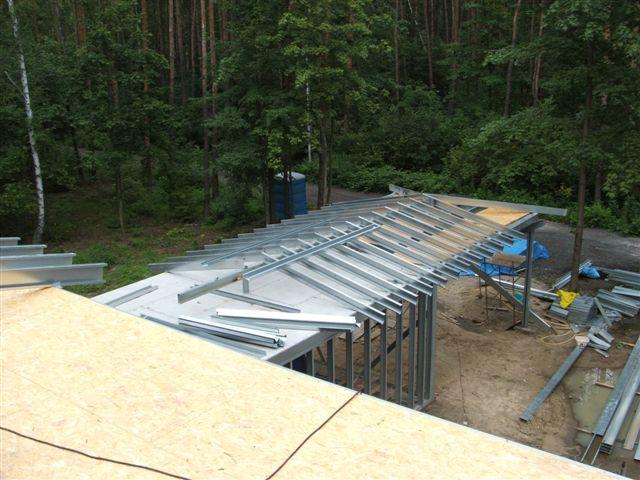 dj 5 009 - Montaż konstrukcji dachu dj_5_009