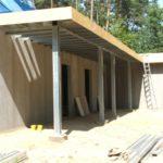 dj 5 018 150x150 - Decydując się na budowę w technologii szkieletu stalowego zyskujemy około 5% powierzchni użytkowej mieszkalnej przy tym samym obrysie budynku. Jednocześnie gwarantujemy, że dom będzie budynkiem energooszczędnym. Dom jednorodzinny 5