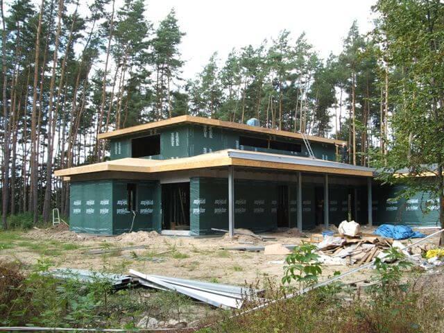 dj 5 019 - Poszycie dachu płyta OSB dj_5_019