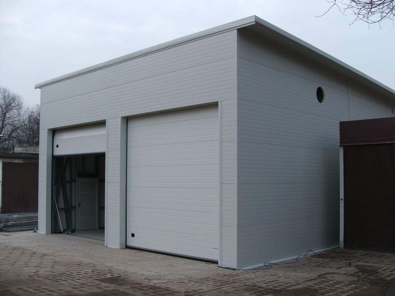 g 08 - Instalacja paneli poliuretanowych na dachu g_08